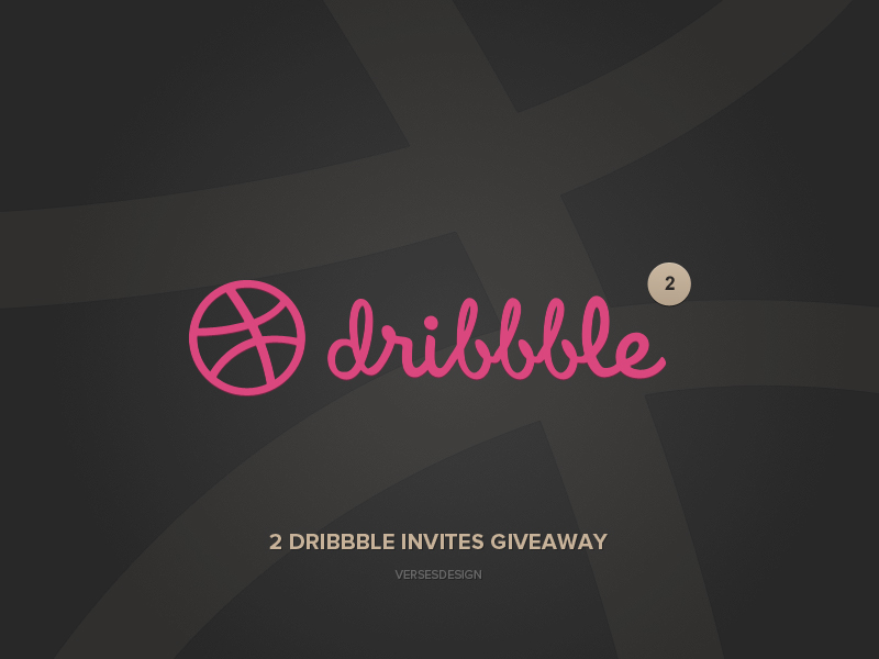Dribbble Invites by waseemarshad