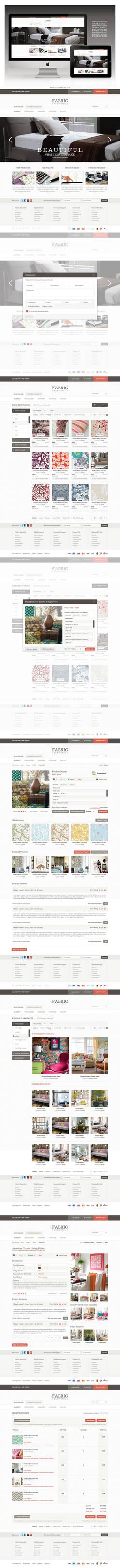 Fabric Beautiful (Online Shopping Store)