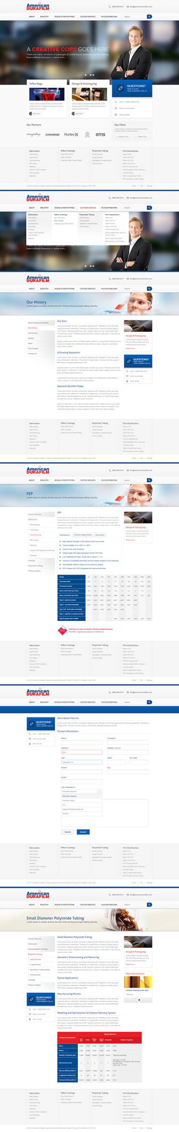 AD - Website Design by waseemarshad