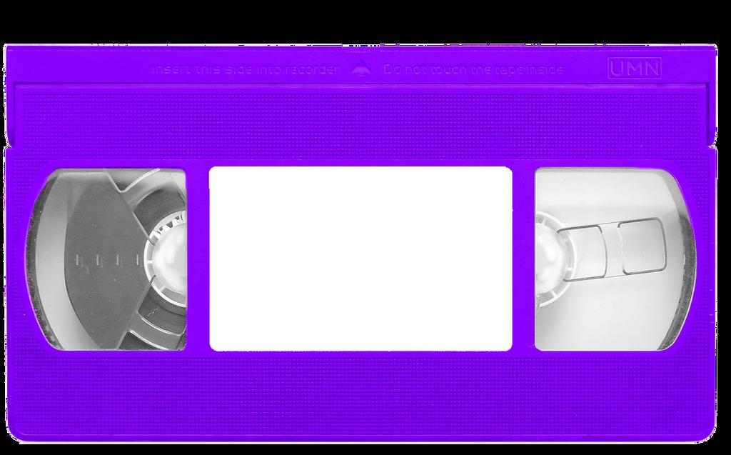 purple vhs tape template by djwalker2000 on deviantart