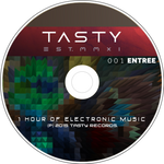 Tasty Album 001 - Entree custom CD