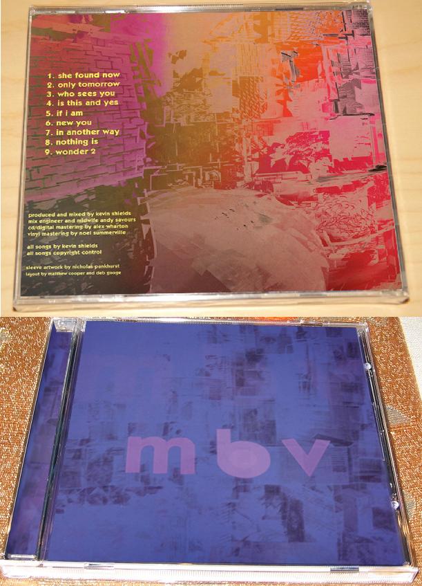My Bloody Valentine   MBV Jewel Case By DJWalker2000 ...