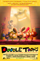 Doodle Toons (2017) Theatrical poster by DJWalker2000