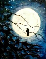 Moontree by JackalStar
