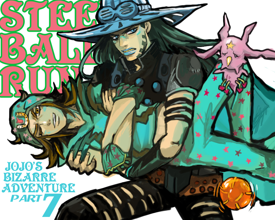 STEEL BALL RUN by Bonocho