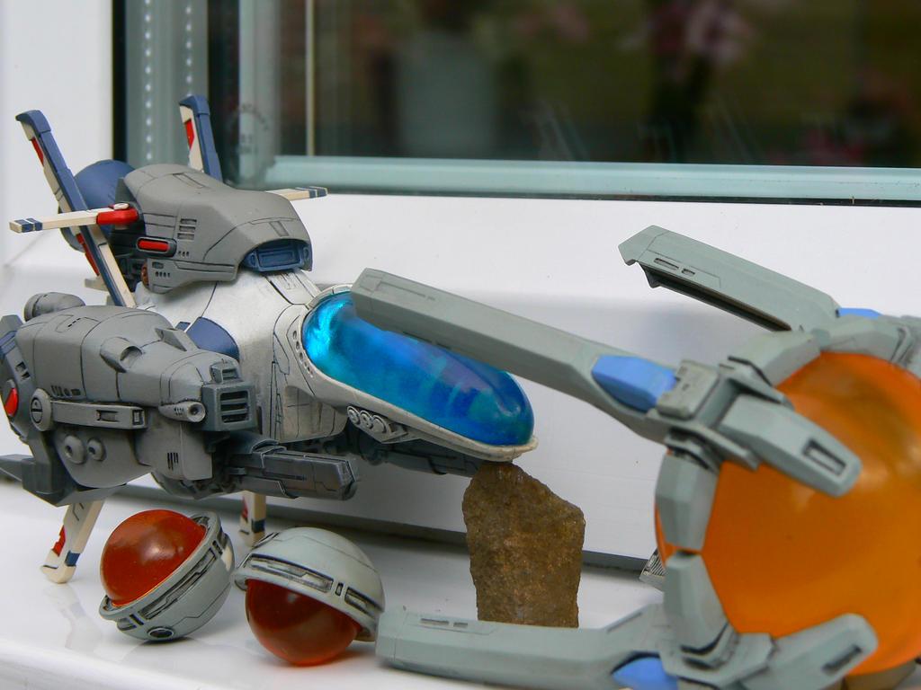 R-9a 'Arrowhead' by slycherrychunks