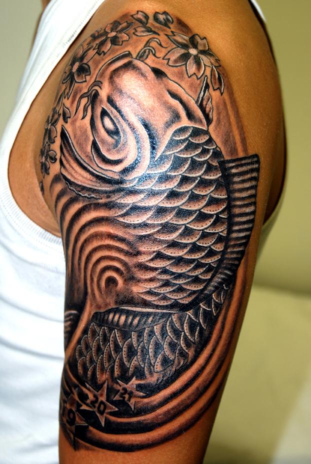 Koi Fish Carpa