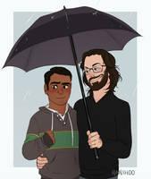 Commission Rainy Day by Nanihoo