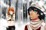 Contest Entry : winter by DeathBiscuitt
