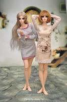 Girlfriends by Llama-ru