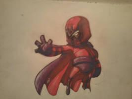 Mini Magneto by yellow-five