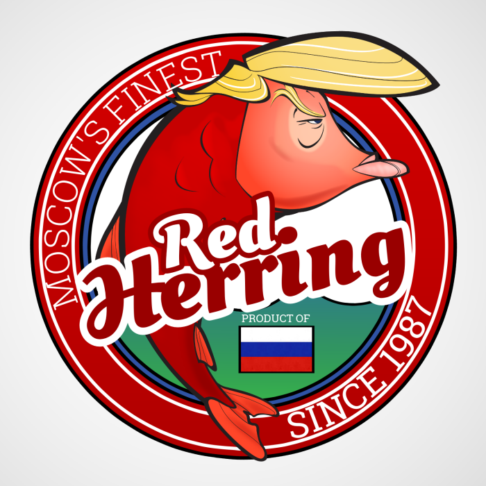 Red Herring by yellow-five