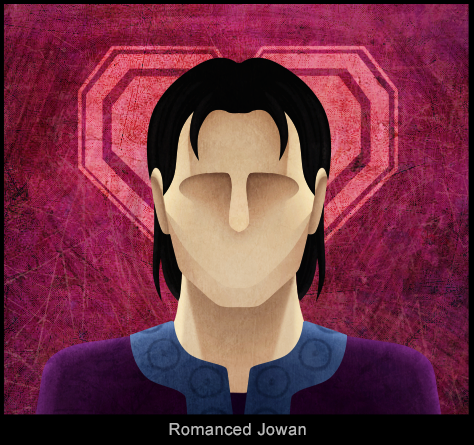 Romance Tile: Jowan by emilythesmelly