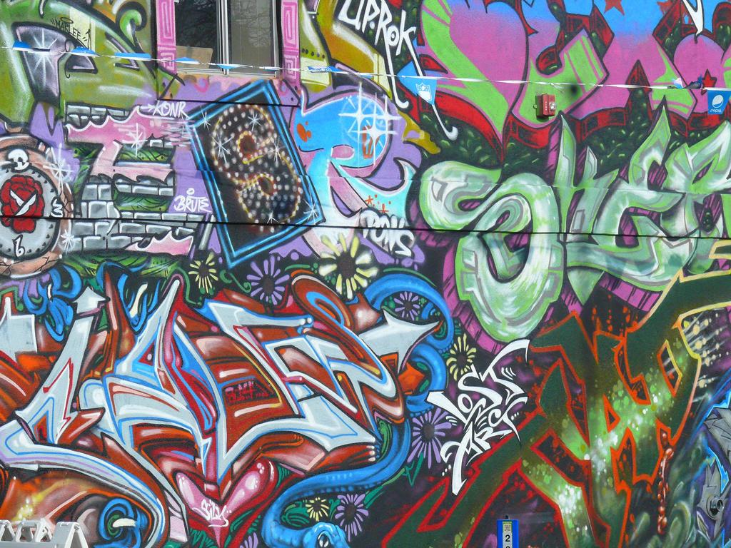 Graffiti by monqy88