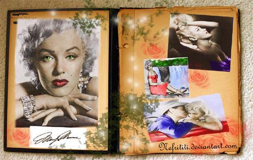 Marilyn Club Contest 2 by Nefrititi