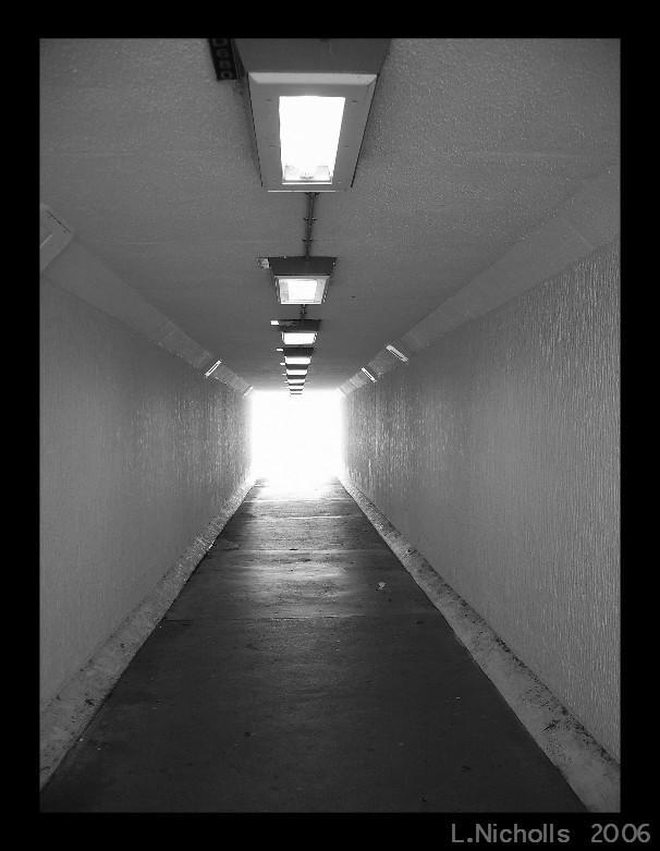 Subway Sunlight by hellfire321