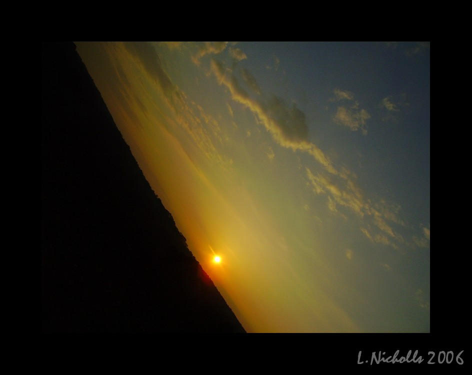 Sunset 'II' by hellfire321