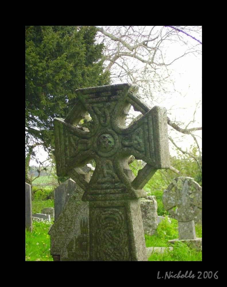 Celtic Cross by hellfire321