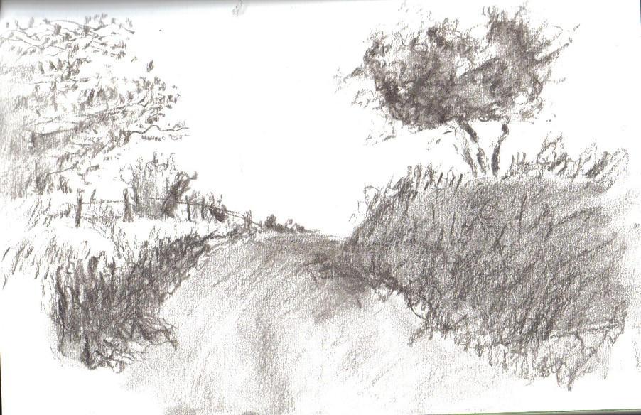 Long Road. by hellfire321
