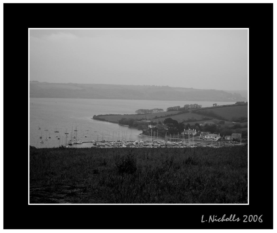 Mylor Harbour 2 by hellfire321