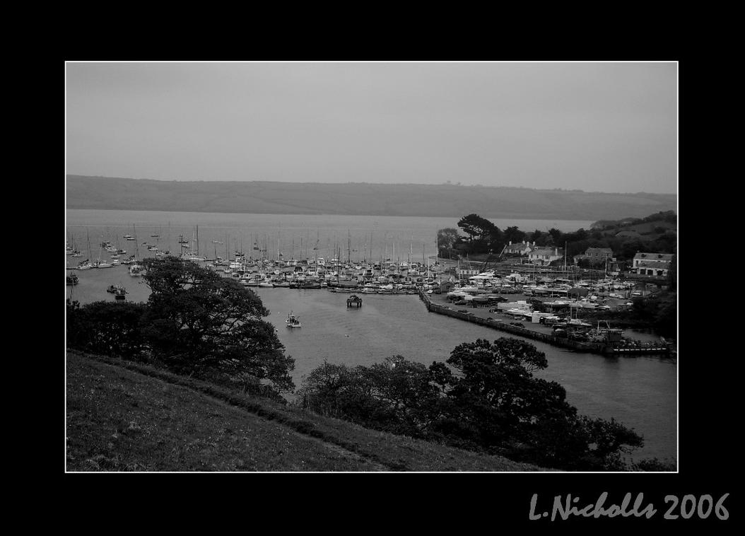 Mylor Harbour 1 by hellfire321
