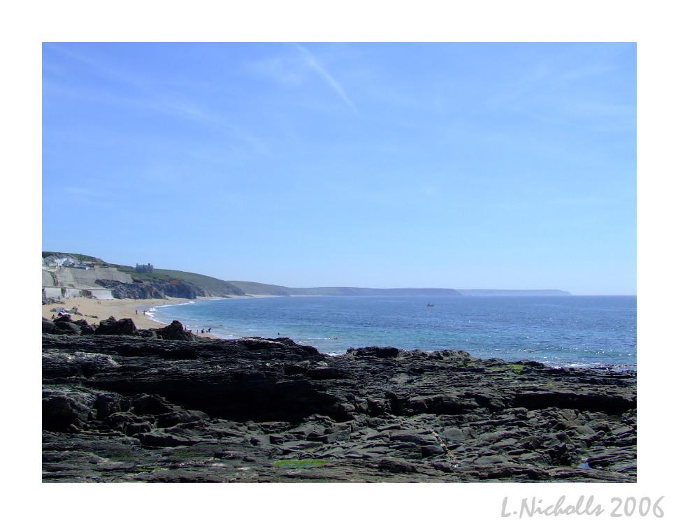 Porthleven Beach by hellfire321