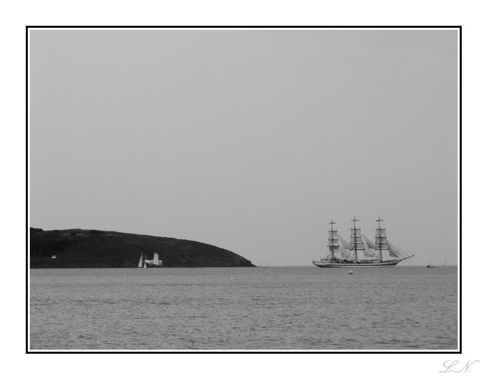 Tall Ship by hellfire321