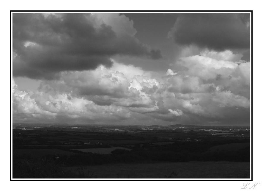 Stormy Cornwall by hellfire321