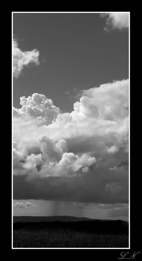 Falling Rain by hellfire321