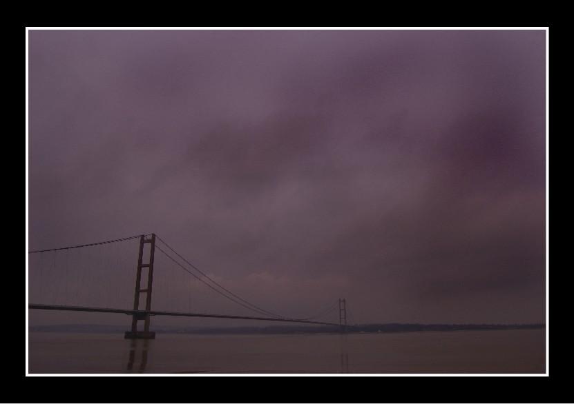 Humber Bridge by hellfire321