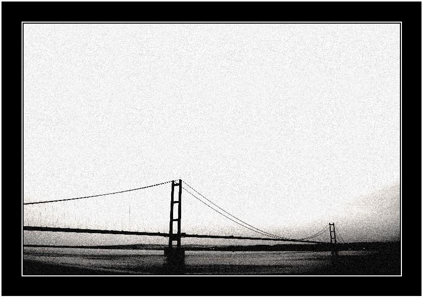 Humber Bridge Edit by hellfire321
