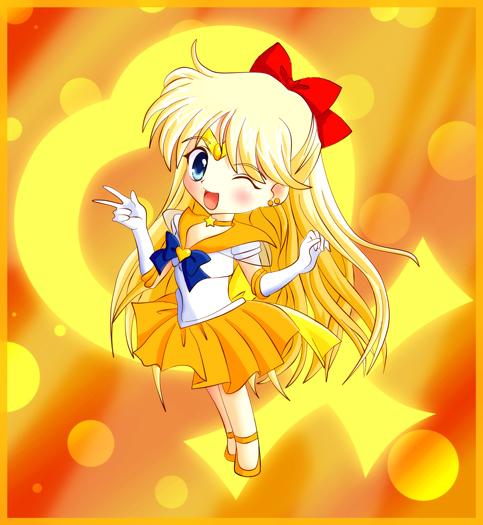 Dedica uma imagem a pessoa de cima - Página 6 Chibi_Sailor_Venus_by_Tetiel
