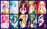 Sailor Moon Tribute