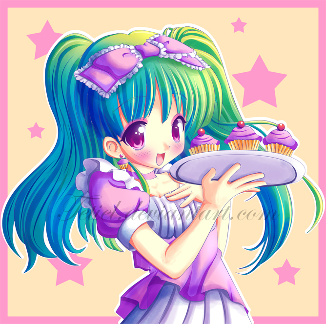 Cupcakes by Tetiel