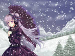 Snowflakes and Silver Hair