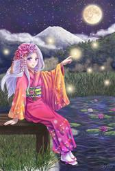 Fireflies by Tetiel