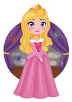 Aurora Pink Dress by Inehime