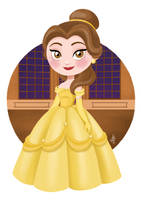 Belle by Inehime