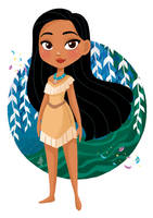 Pocahontas by Inehime