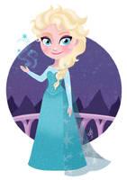 Elsa by Inehime