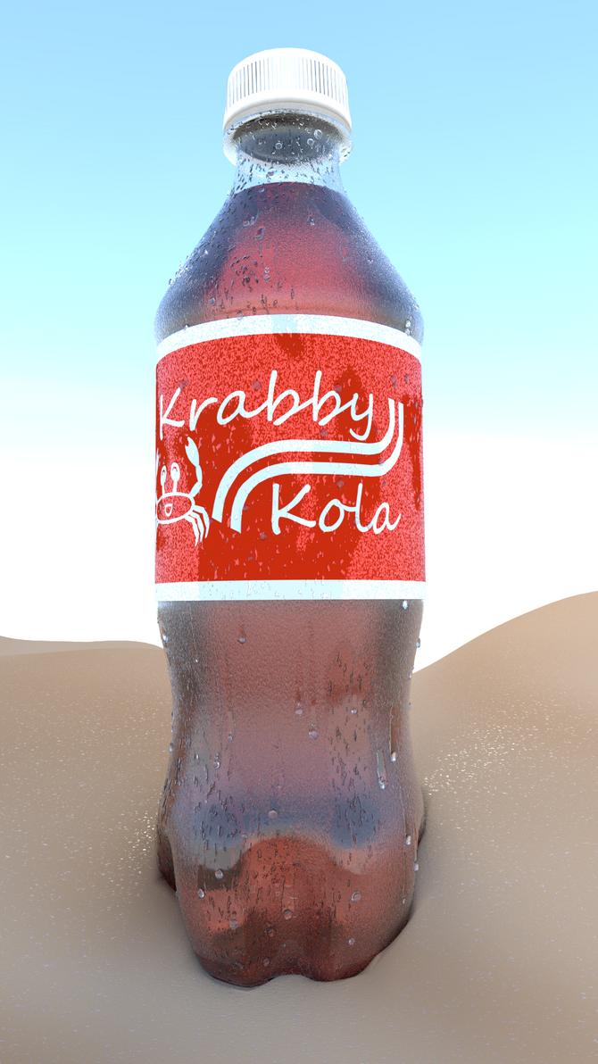Krabby kola WIP by IconoKlasm