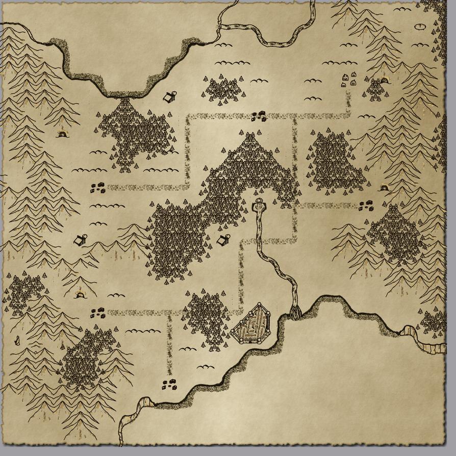 Prime League Map by IconoKlasm