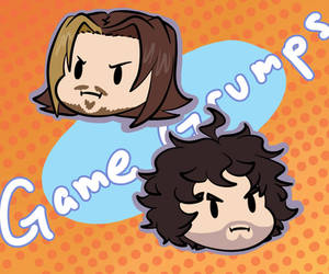 Game Grumps Logo by doublemb
