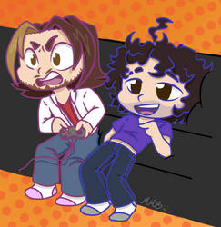 Game Grumps by doublemb