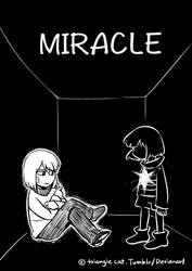Miracle - Cover by Triangle-cat