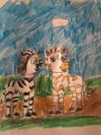 Haraka and Hekima by thefriendlycitizen
