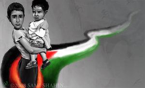 60 YEARS OF WANDERING by Free-Palestine