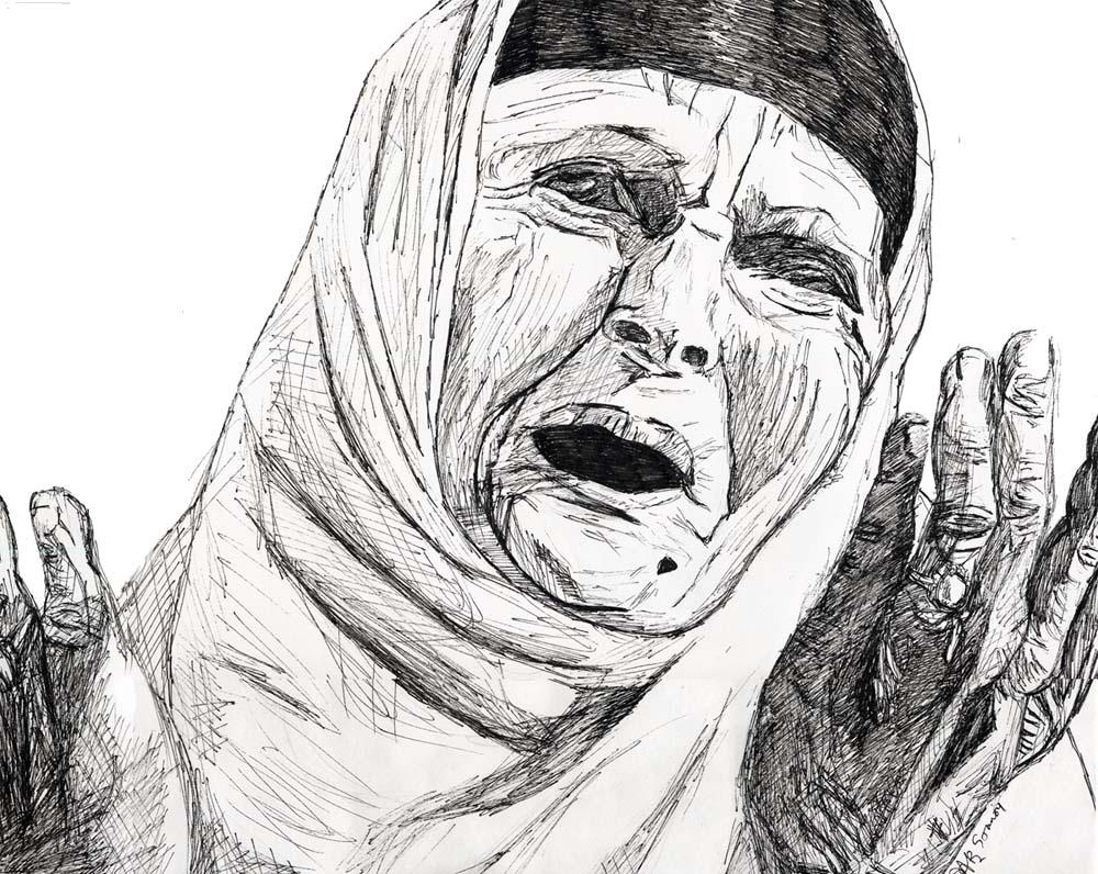 Free iraq by free palestine on deviantart for Free online drawing