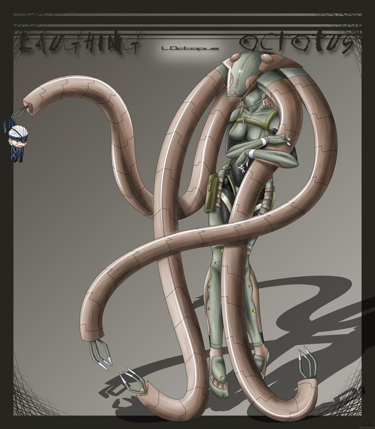 L.Octopus by Scourge-Is-Awesome
