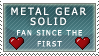 Since Metal Gear Solid... by Scourge-Is-Awesome